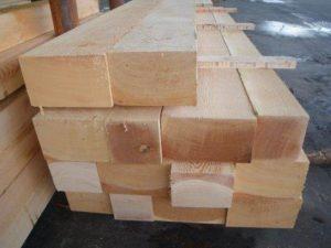 pine lumber posts